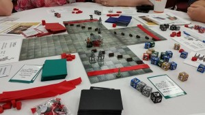 Dwarven Defenders Playtest at AcadeCon 2015