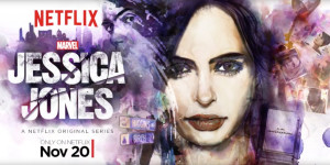 "Marvel Comics/Netflix's ""Jessica Jones""  (Image is copyright the original IP holders)"
