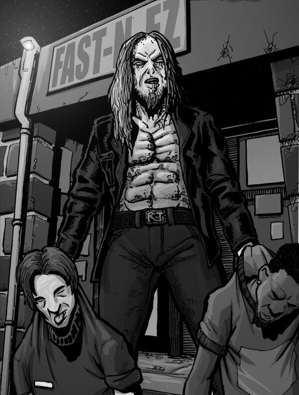 Rotten Johnny